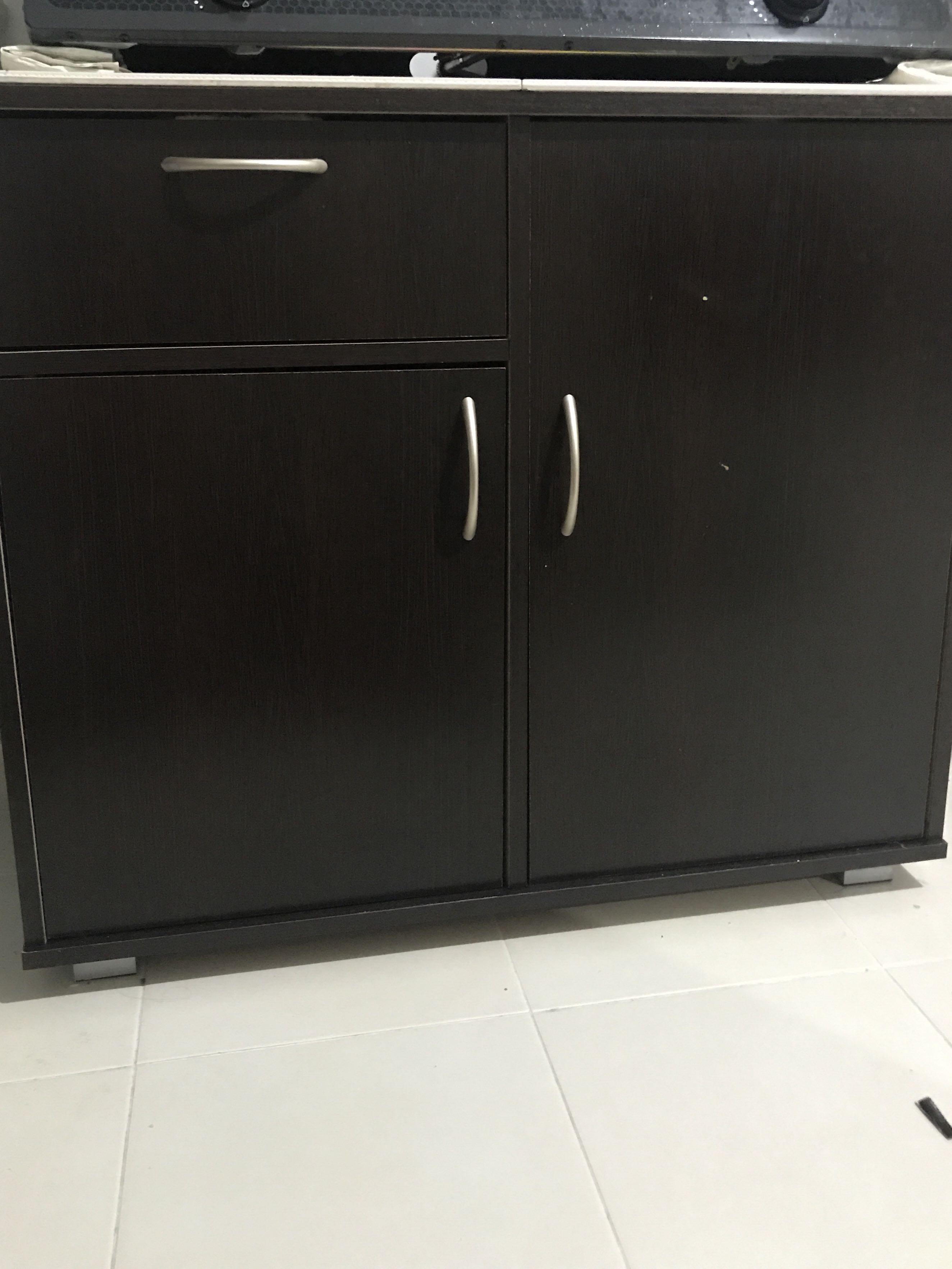 Brand New Stove Cabinet Home