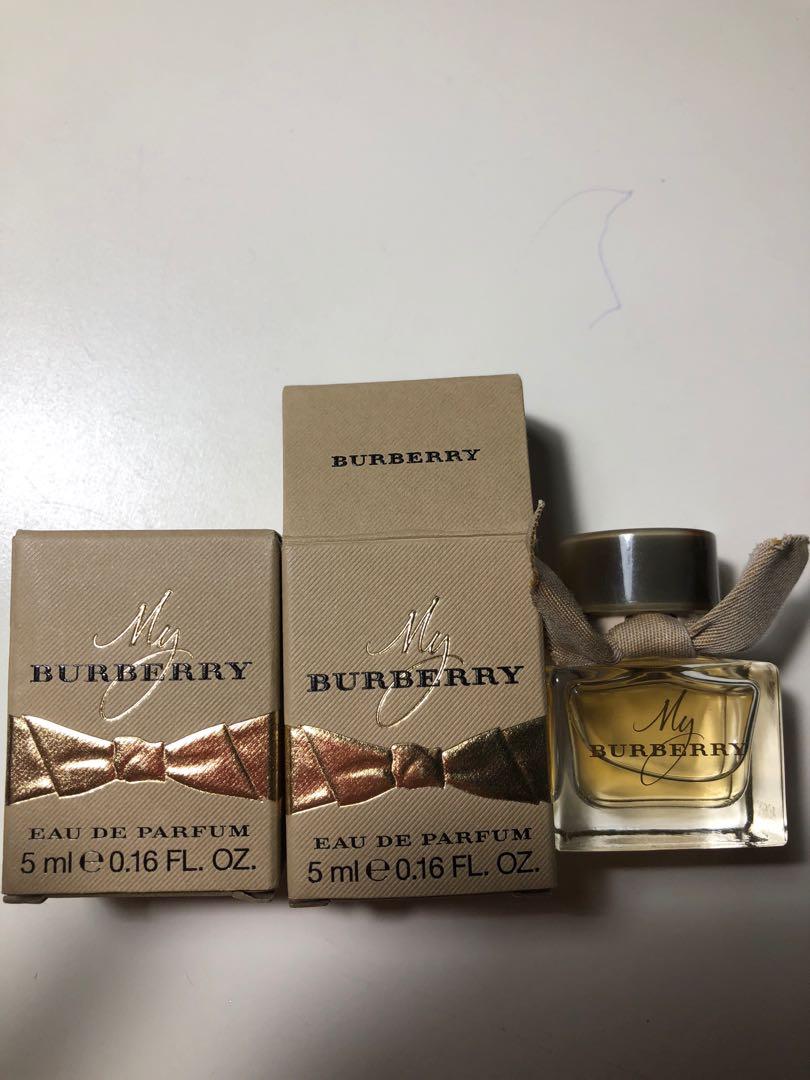 Burberry Perfume Health Beauty Perfumes Deodorants On Carousell