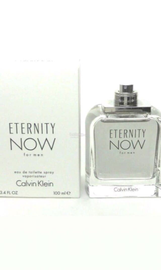 Ck Eternity Now Health Beauty Perfumes Nail Care Others On