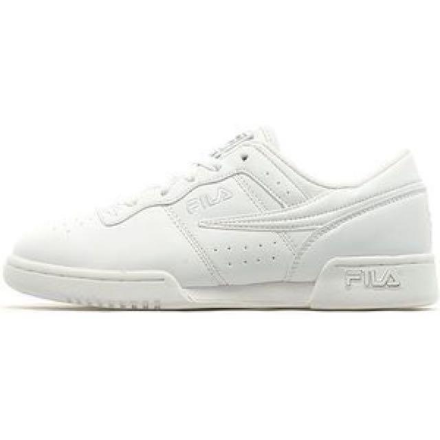 fila og fitness white