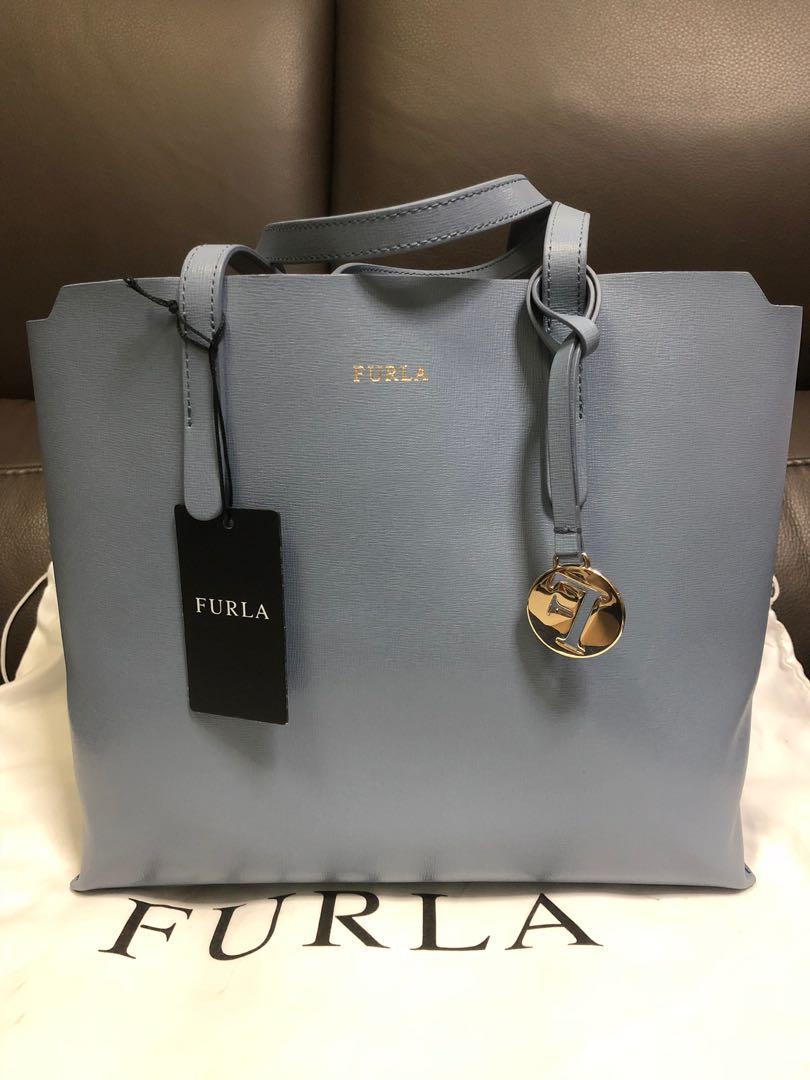 916fd5e4014 Furla Sally Tote Bag, Women s Fashion, Bags   Wallets, Handbags on Carousell