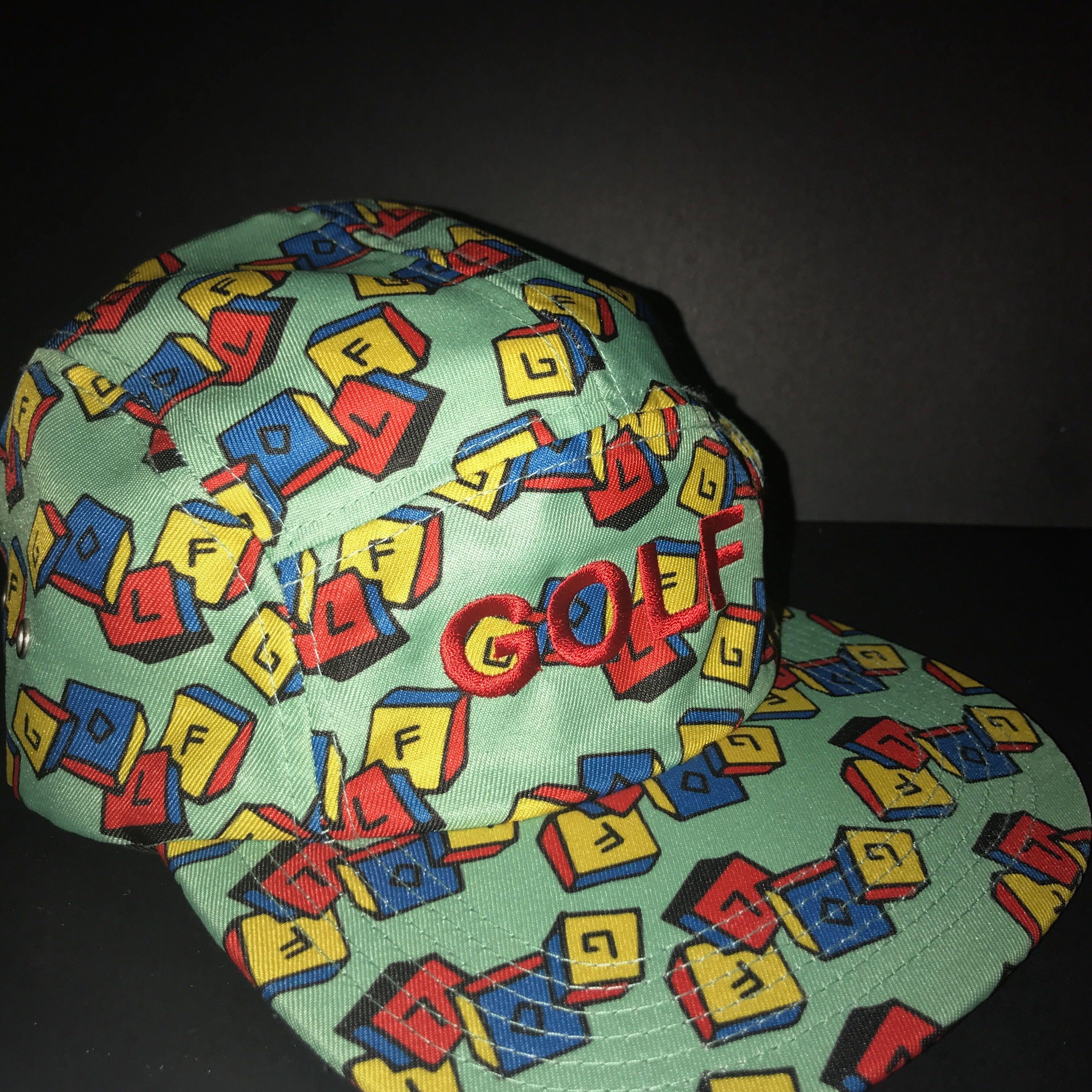 2b127724f2b GOLF WANG CAMP CAP