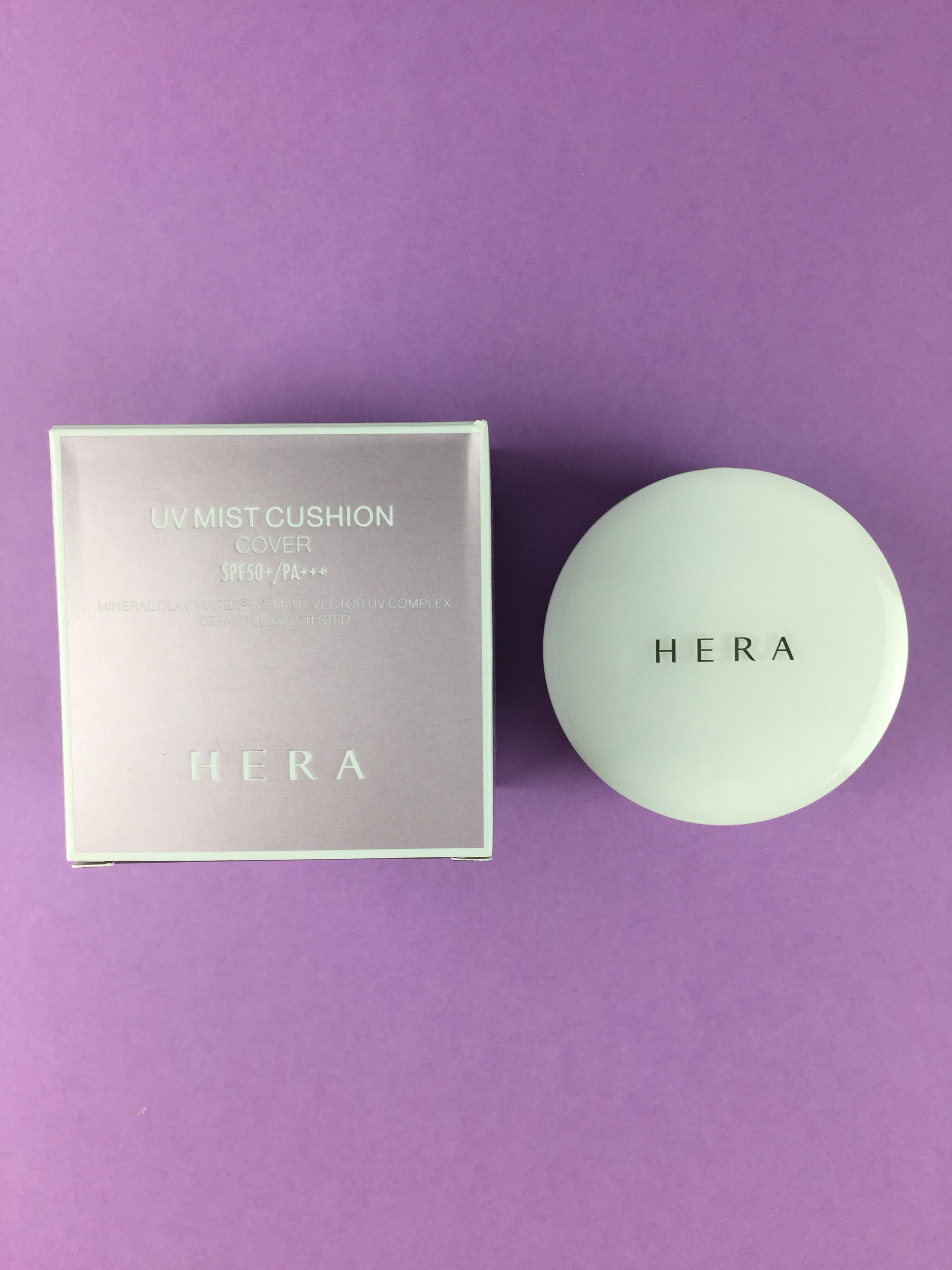 Hera Uv Mist Cushion Cover C21 15g X 2
