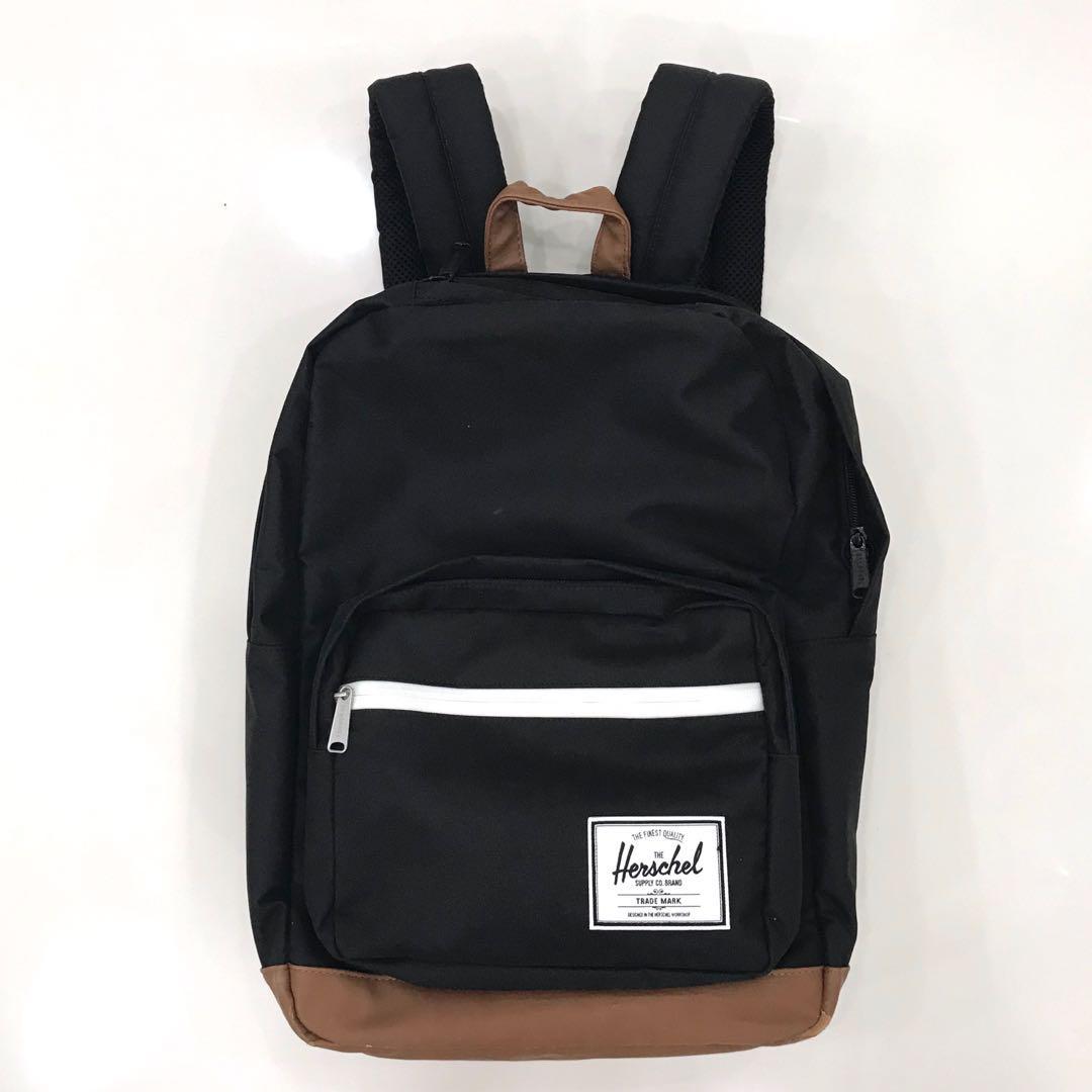 d508cc7c4c  Herschel  Backpack Black   Brown