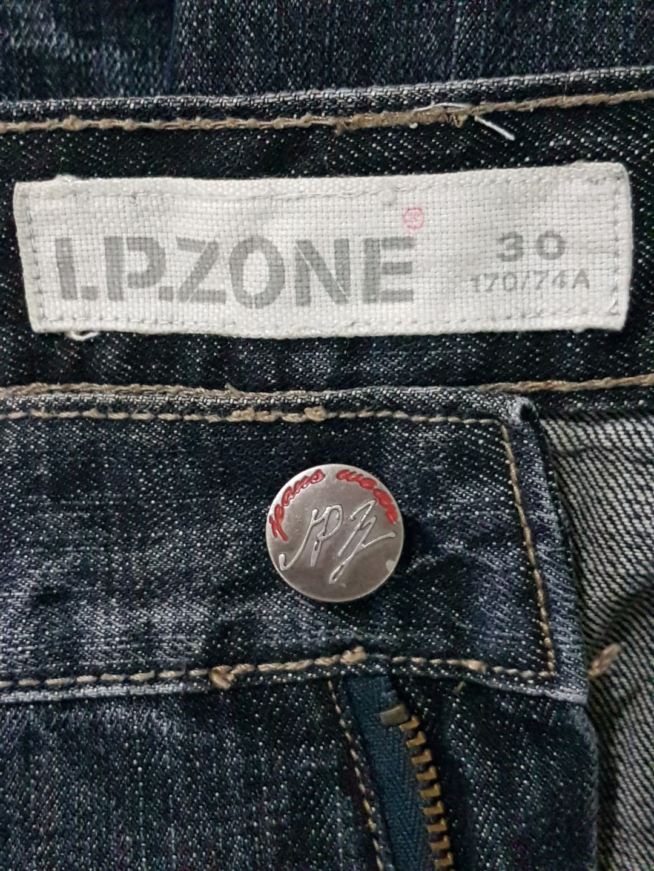691c74632c971 IP Zone Dark Washed Blue Denim Jeans, Men's Fashion, Clothes ...