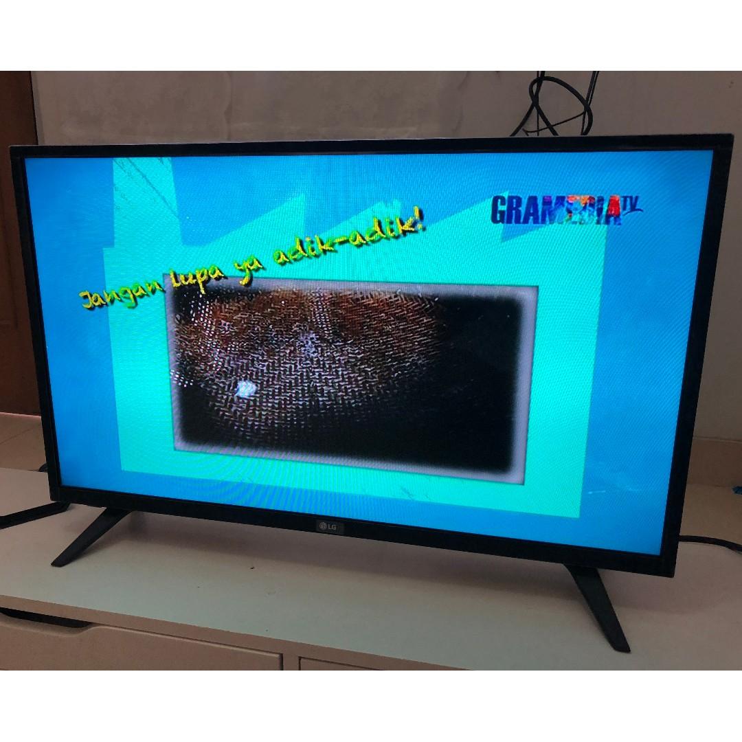 Jual Tv Lg 32 Bekas Elektronik Tv Perlengkapan Hiburan Di Carousell