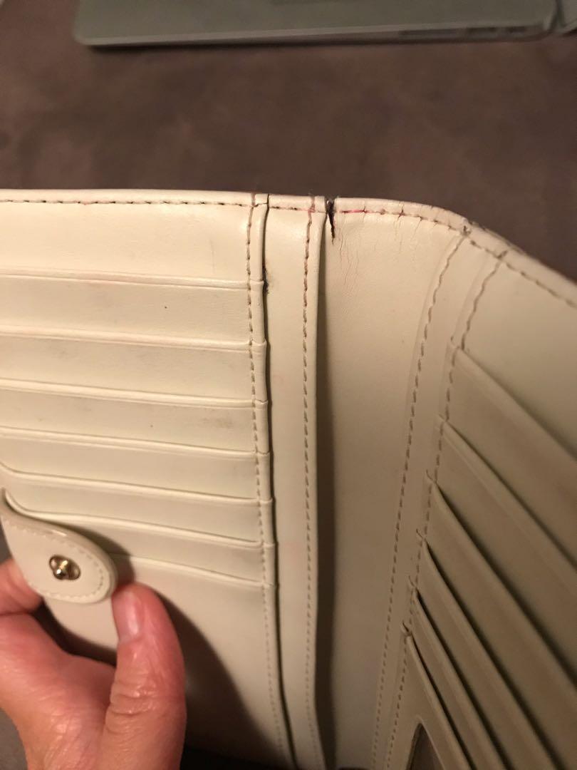 Kate spade New York glitter wallet