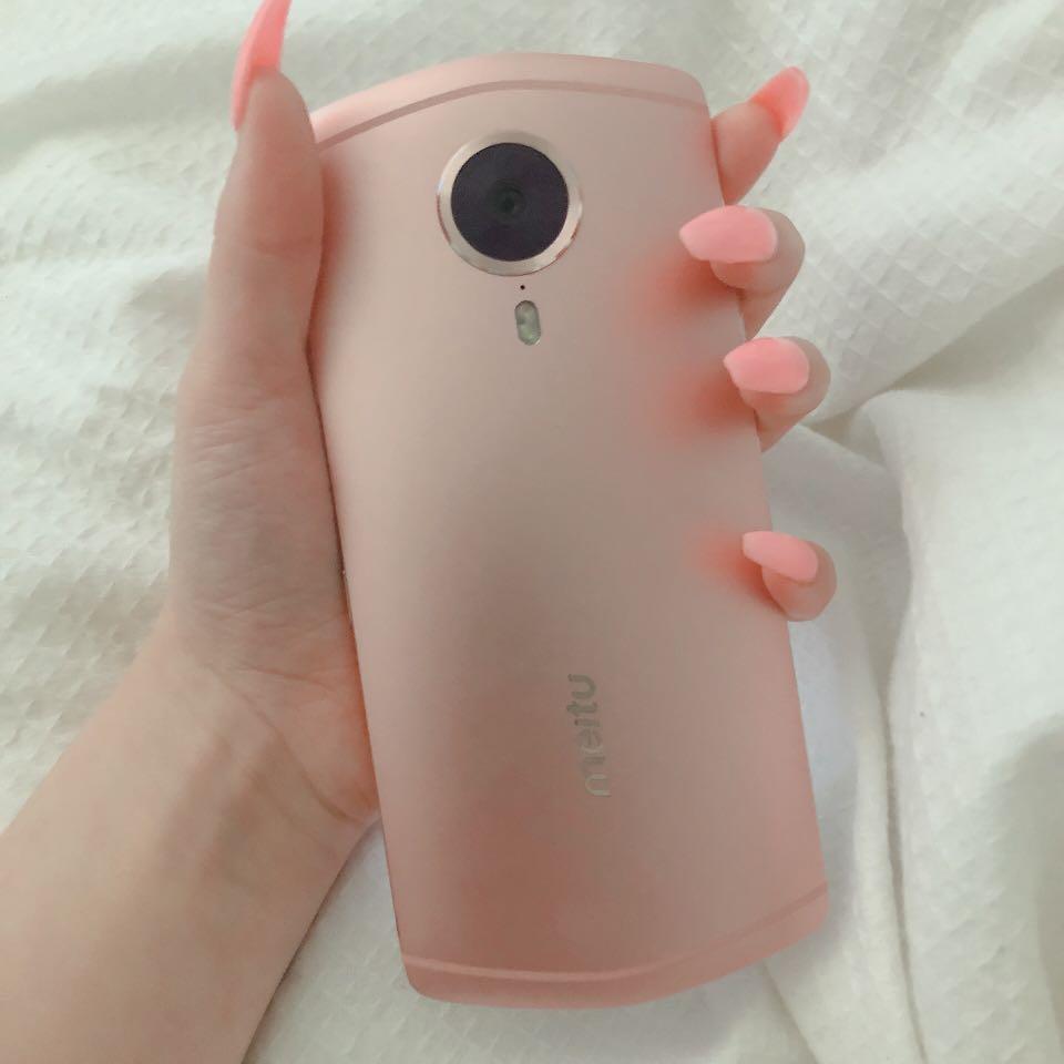 Meitu T8 Selfie phone beautify
