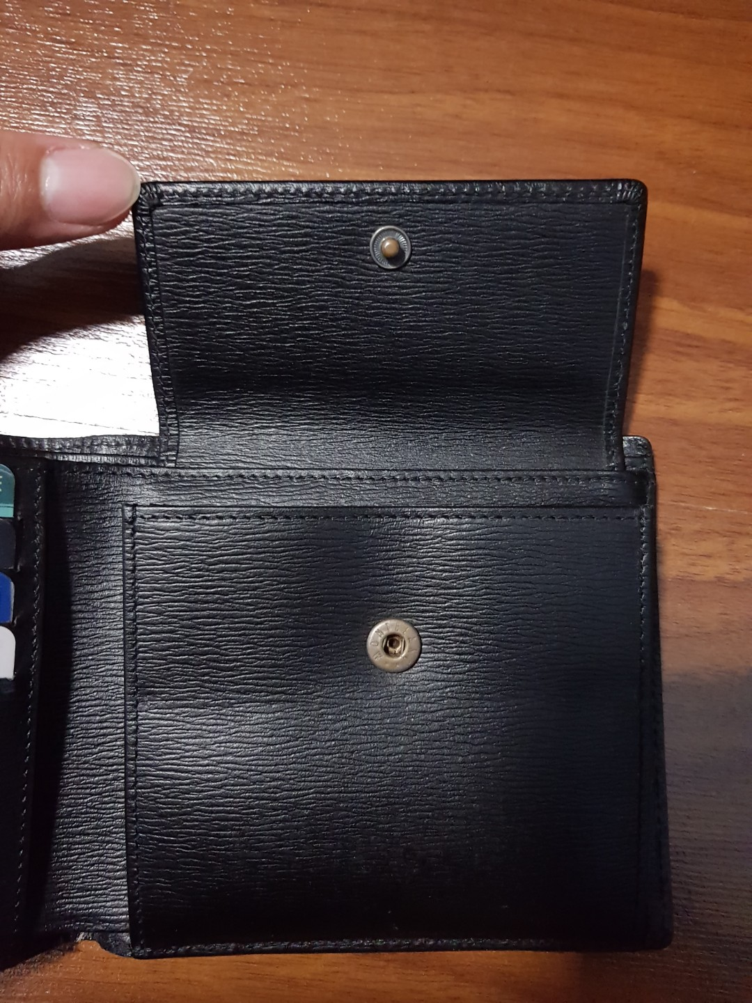 0c9ae06db753c Mont Blanc Westside Wallet 4CC with Coin Case