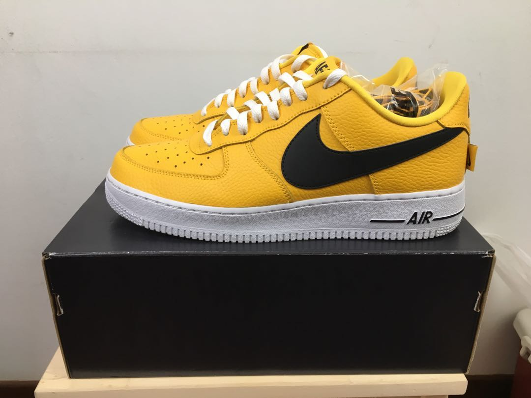 newest afd25 41088 Nike Air Force 1 NBA LV8, Men s Fashion, Footwear, Sneakers on Carousell