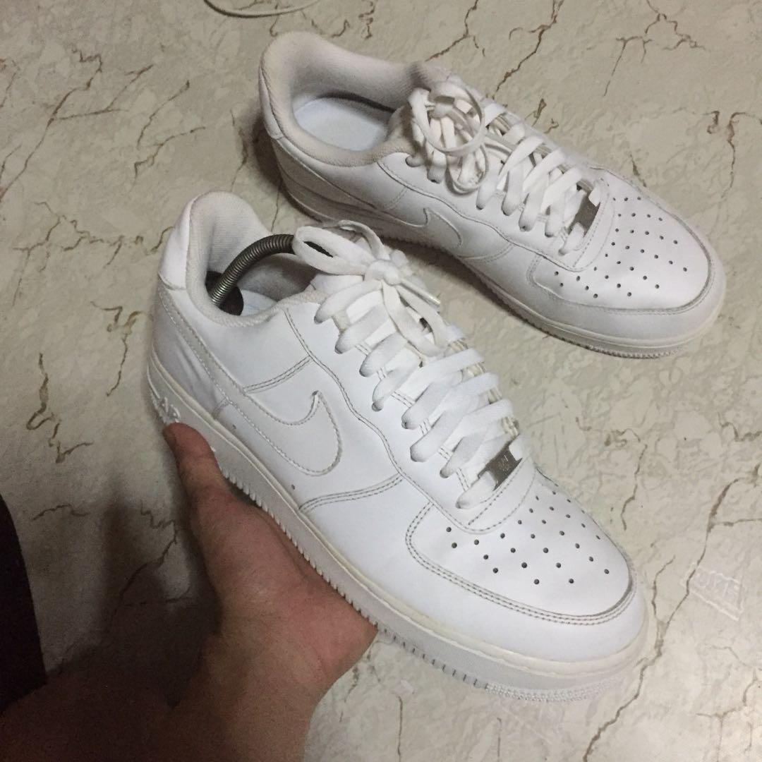 Nike Air force 1 triple white d9f5404cd
