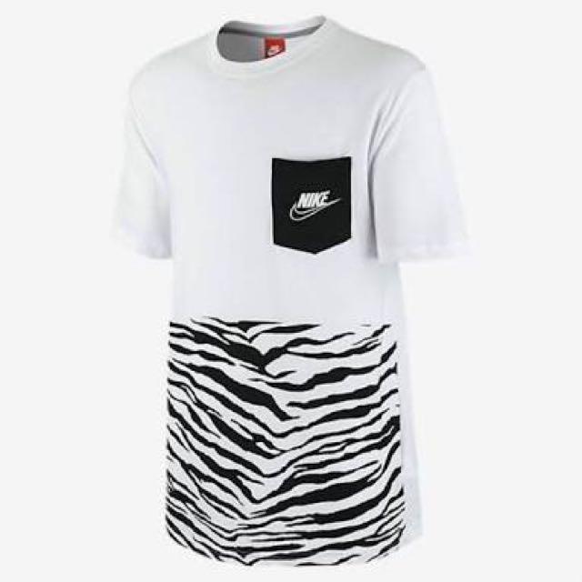 Nike Futura Tiger Print T-shirt
