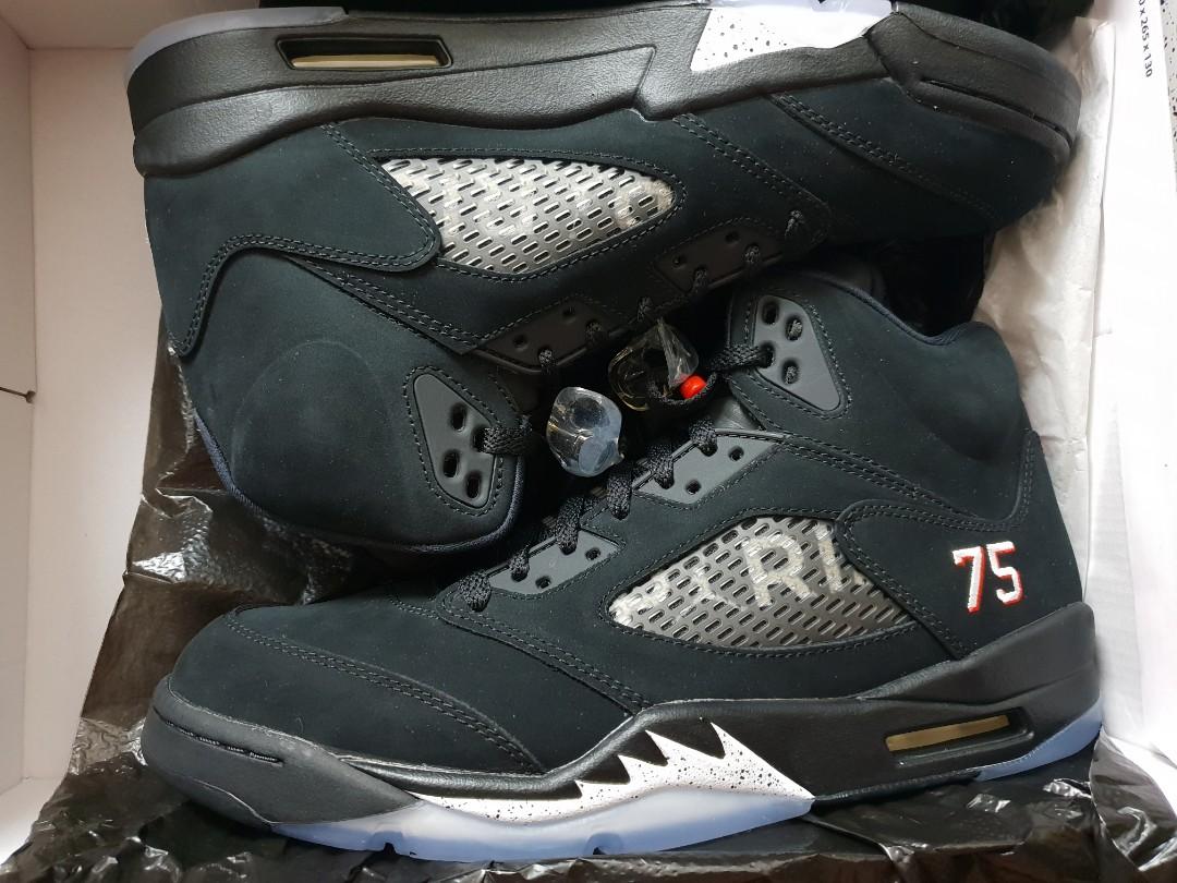 fcdab6bcf37b7b Nike Jordan 5 x PSG