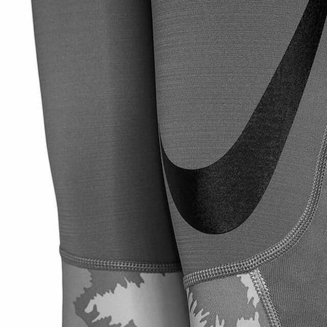 6401496b061570 Nike Pro Hyperwarm Youth Printed Tights, Sports, Sports Apparel on ...
