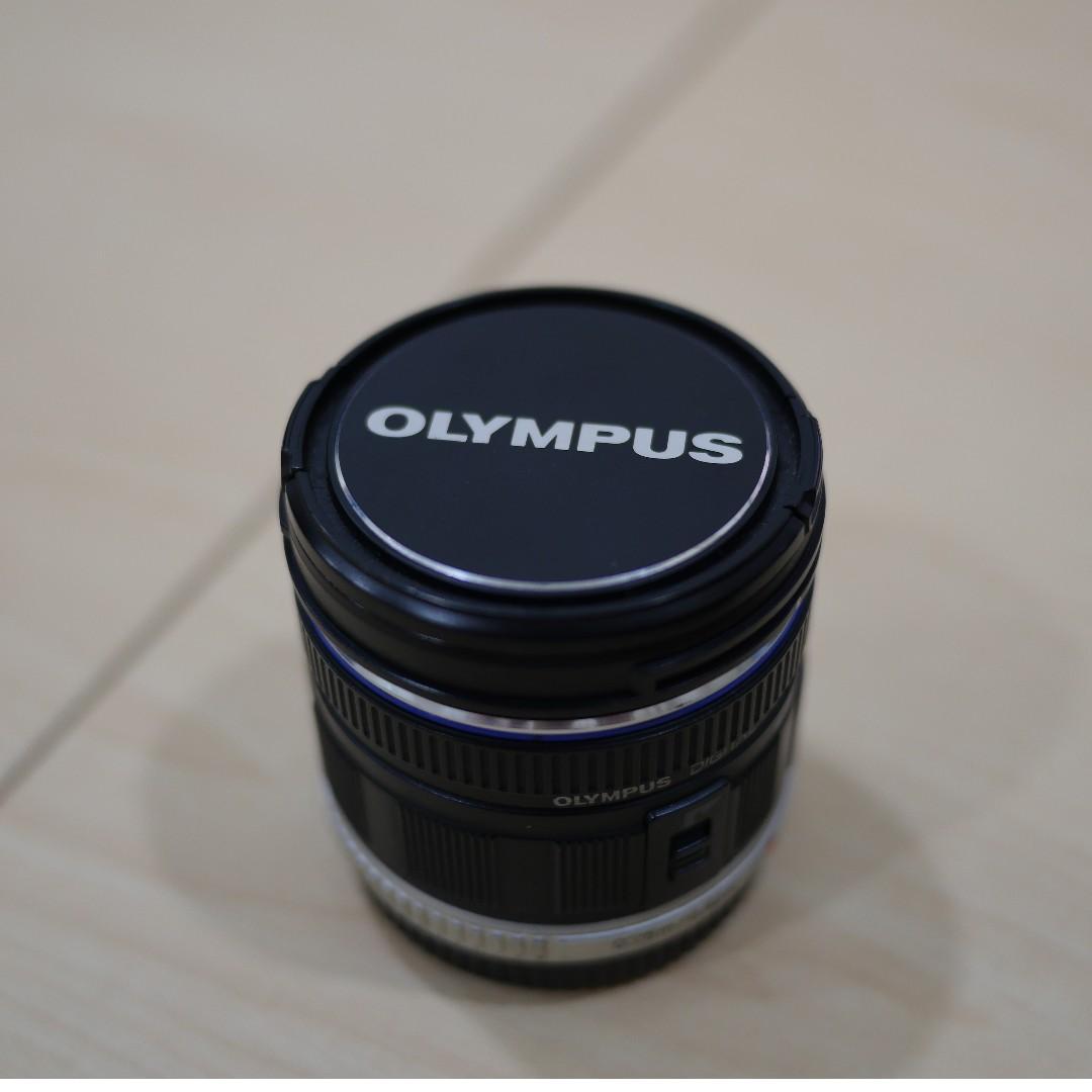 Olympus 9-18mm f4-5.6 ED