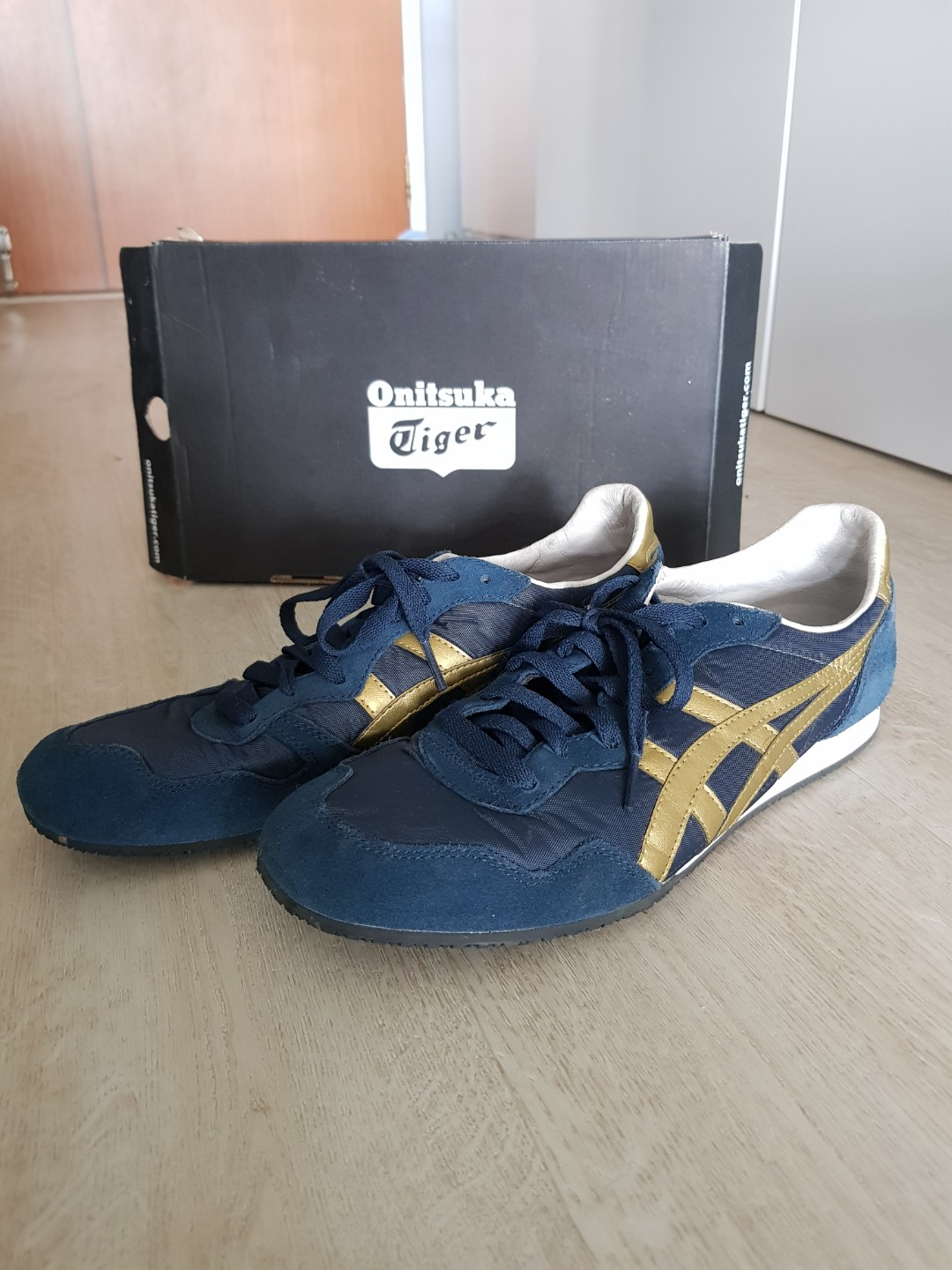 0597cb8947be1 Onitsuka Tiger TH109L Shoes Sneakers US10 (w Pig Lining) without box ...