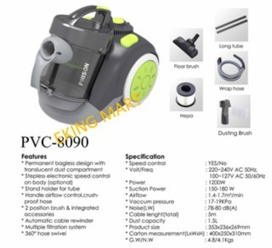 Phison PVC-8090
