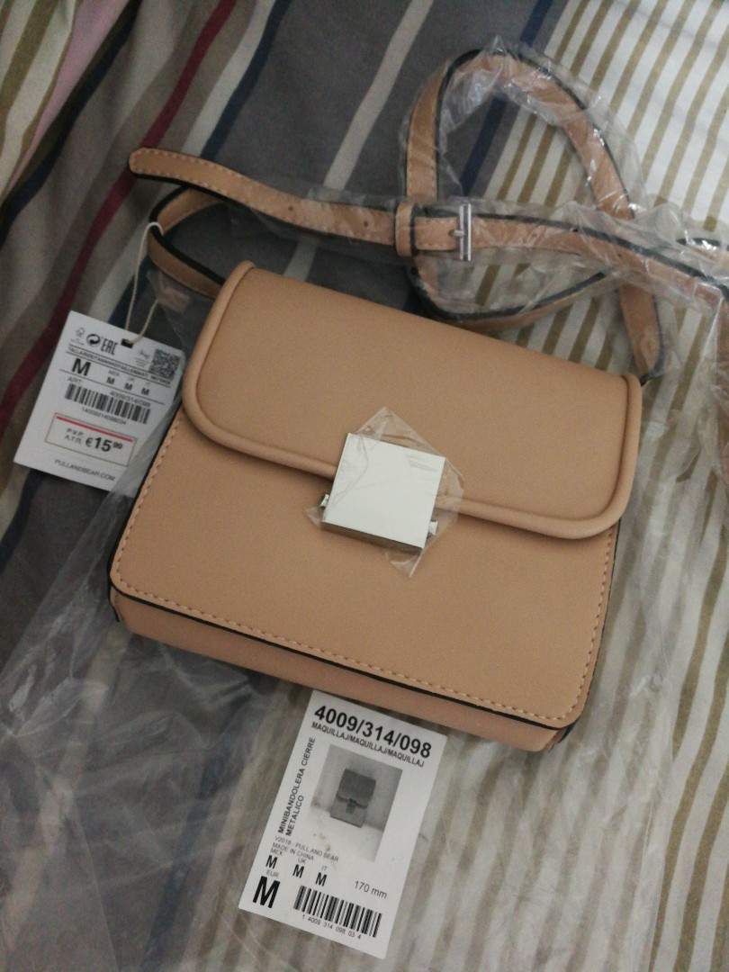 6c45f3476813 Pull   Bear Sling bag
