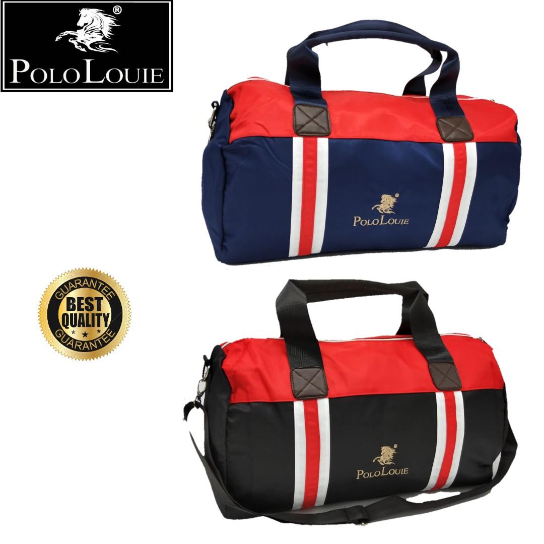 3d4d73828814 🔥READY STOCK🔥ORIGINAL High Quality Polo Louie Travel Bag Handcarry Gym Bag
