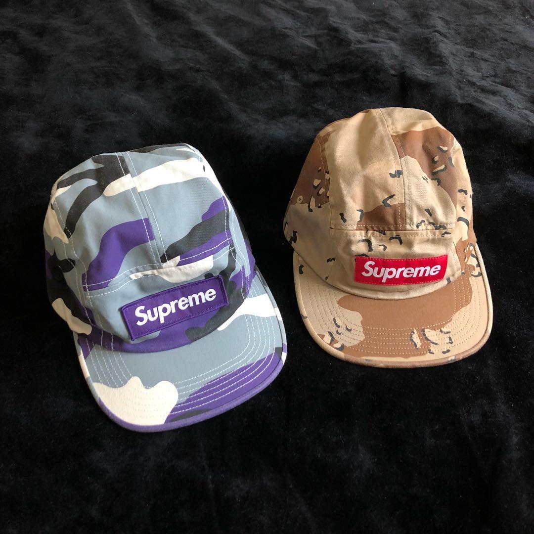 Supreme Camp Caps 73f8b2ef5ea7