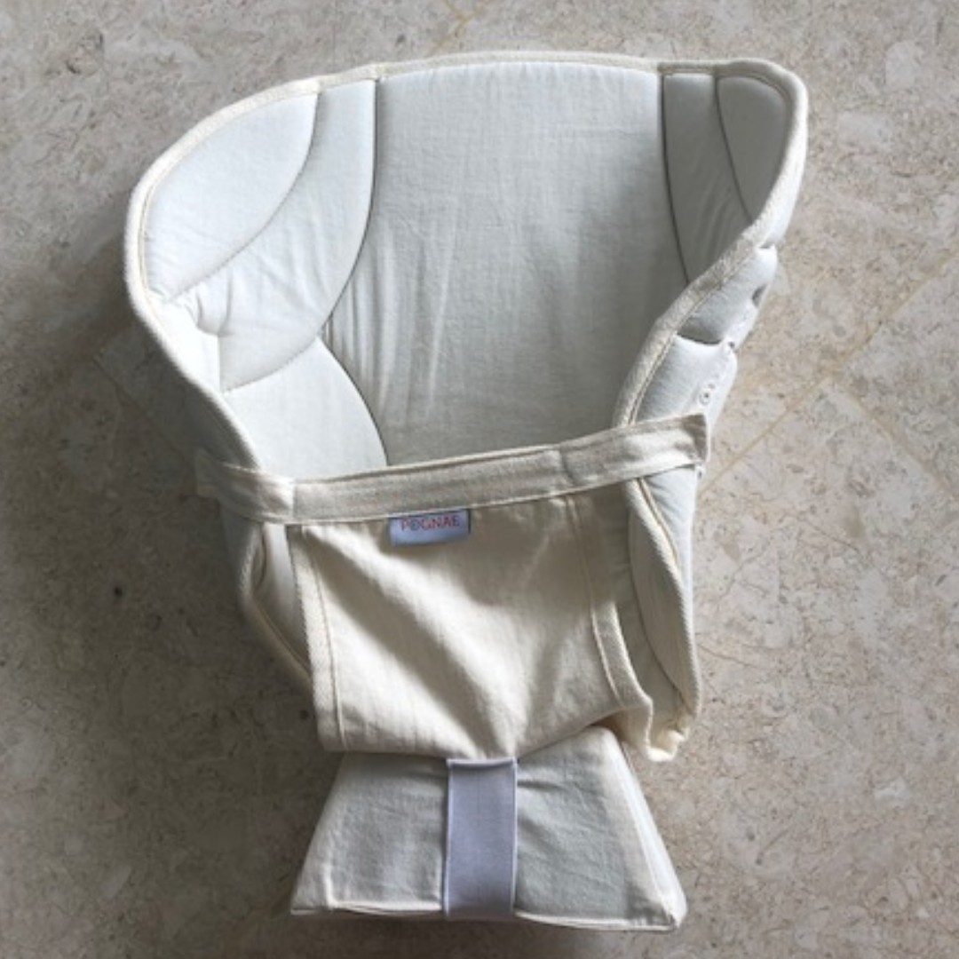 408ad46ff54 Used) Pognae baby carrier infant insert