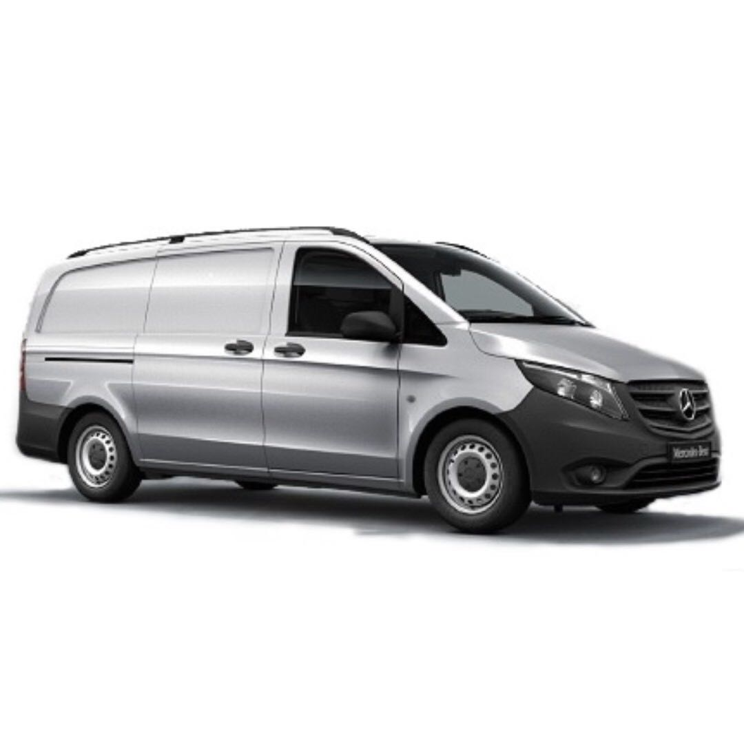 Enterprise Van Rental >> Van Rental Mercedes Vito Automatic Transmission For Rent