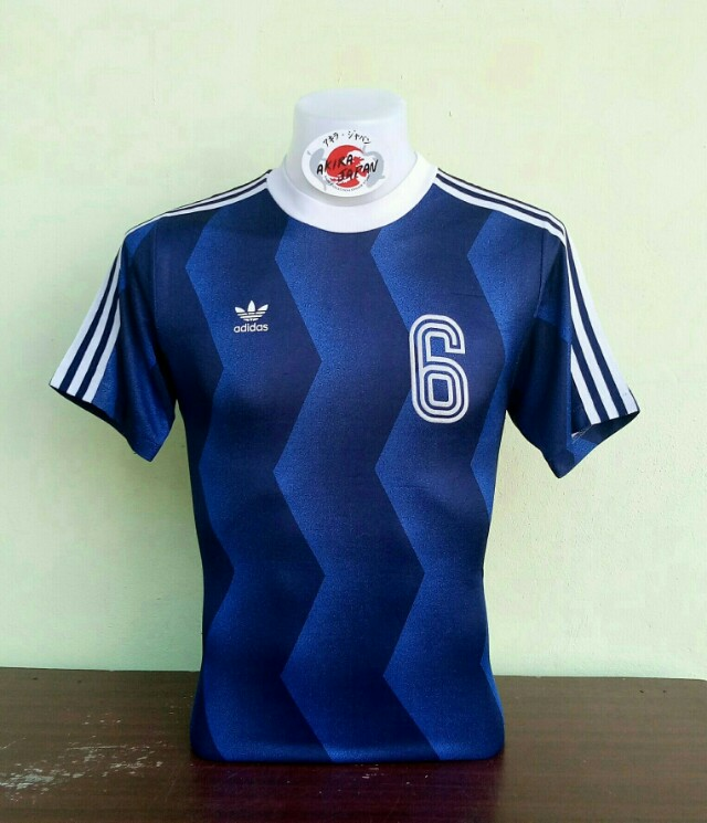 b978d64ecd9 Vintage Adidas Jersey, Men's Fashion, Clothes, Tops on Carousell