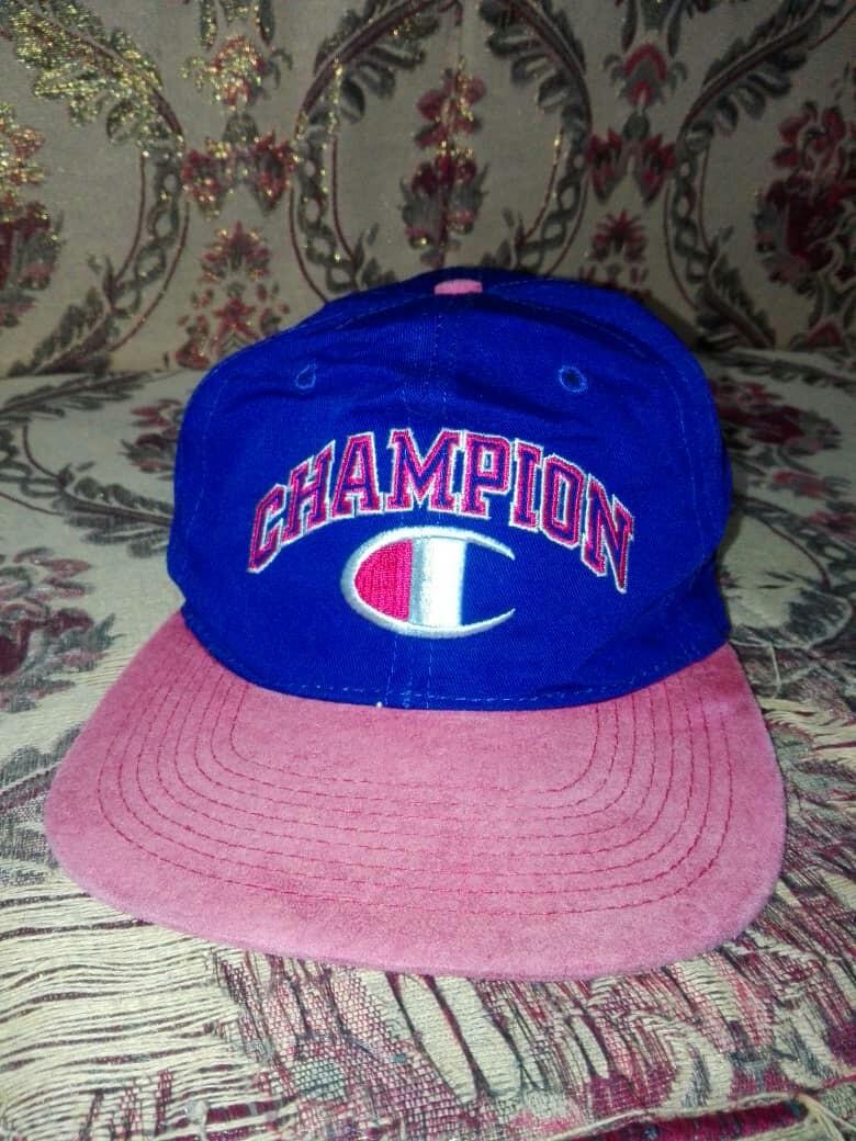 371ed46a696 Vintage Champion Cap