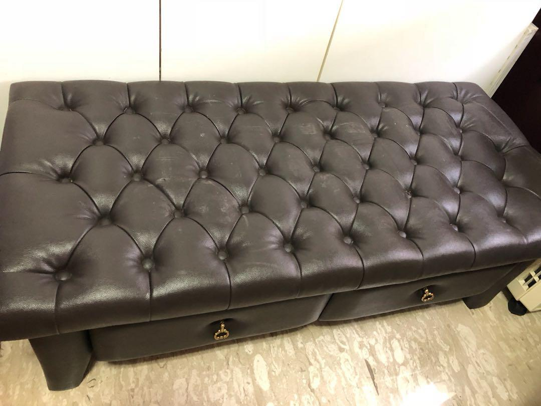 Vintage Sofa Seat Chair Furniture