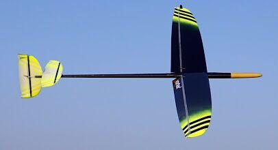 Vortex 2 F3K DLG Glider x2
