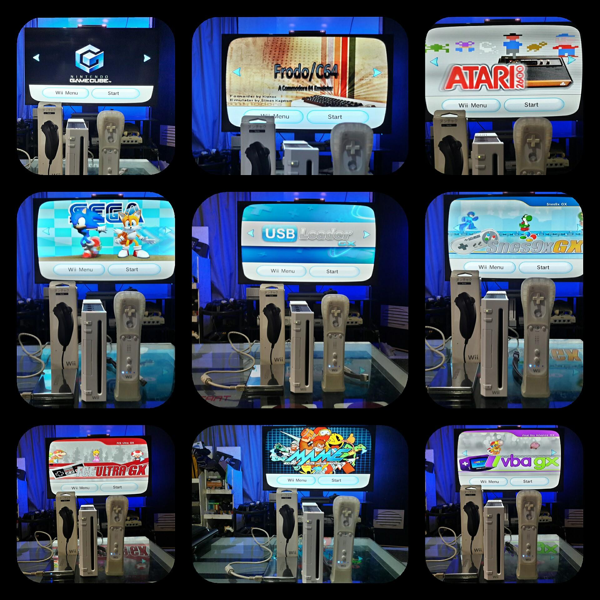 Wii modify play Games via usb or hdd, Video Gaming, Video