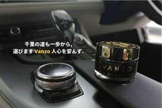 Vanzo Air Freshener (Platinium Musk)