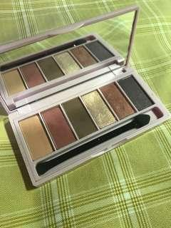korea daiso eyeshadow palette