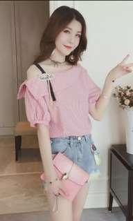 Oem blouse fashion