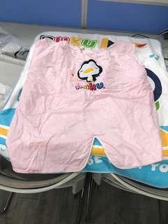 🚚 嬰幼披肩+防漏墊(puku)