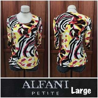 Large blouse 50 pesos only!