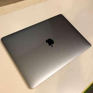 2017 太空灰 MacBook Pro 13吋 8G 128G