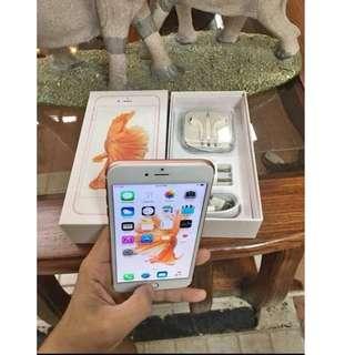iPhone6sPlus 64gb Rose Gold OPENLINE
