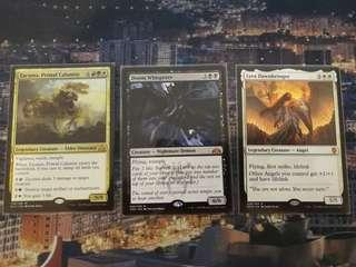 Magic the Gathering mythic creatures!