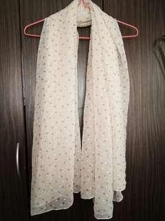 Sheer  floral Wraps