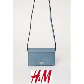 H&M PU Leather Dragonfly Small Shoulder Bag