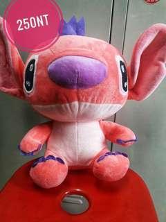🚚 pink stitch