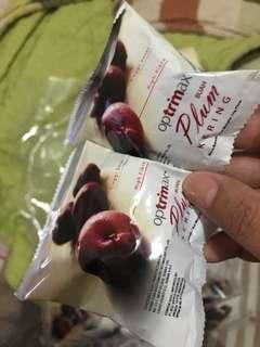 Optrimax plum buah kering original