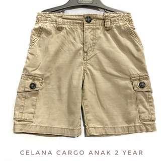 Celana Cargo Anak
