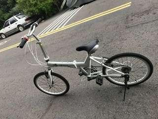折疊腳踏車🚲20寸