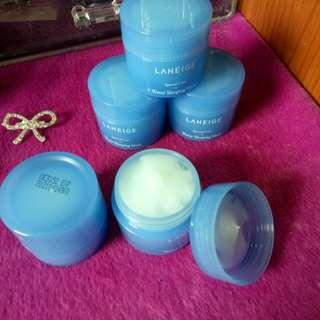 LANEIGE water sleeping mask (15ml).