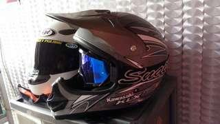 Helm Trail KLX