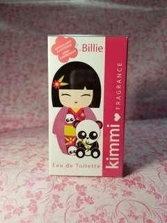 Kimmi Fragrance Billie EDT 50ml 女士香水