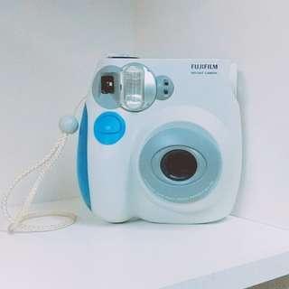 Fujifilm Instant Camera Instax Mini 7S Blue