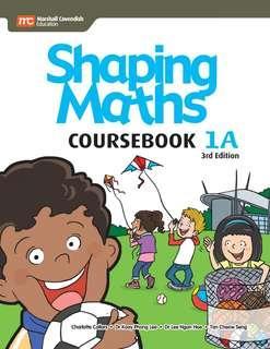 Shaping Maths Coursebook 1A